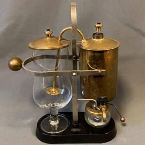 Retro Syphon Vacuum Coffee Maker