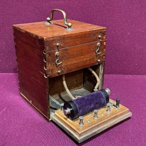19th Century Victorian Electric Shock Treatment