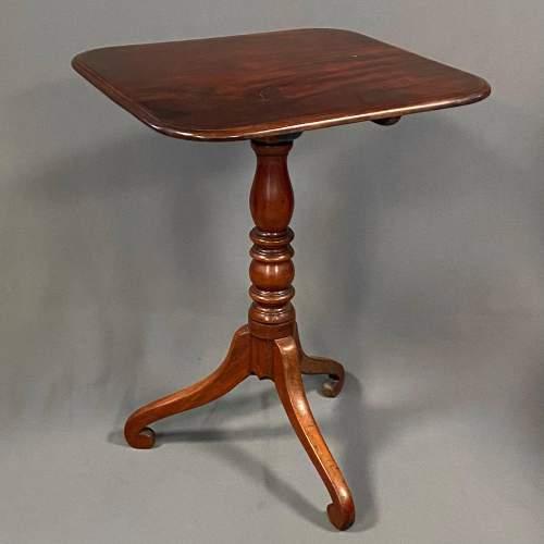 Victorian Tilt Top Side Table image-1