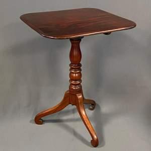 Victorian Tilt Top Side Table
