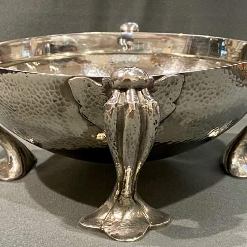 Liberty and Co Tudric Pewter Fruit Bowl image-3