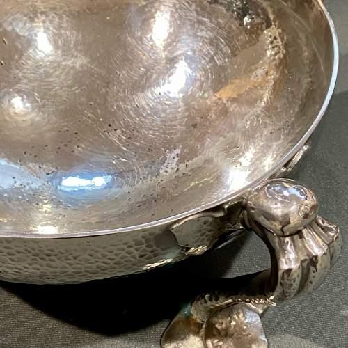 Liberty and Co Tudric Pewter Fruit Bowl image-4