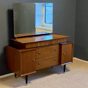 Mid 20th Century Beautility Dressing Table