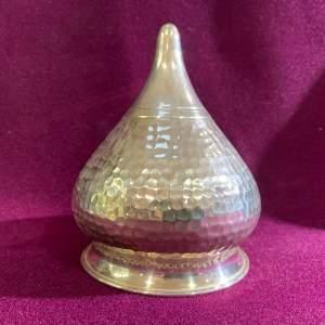 Silver Stirrup Cup