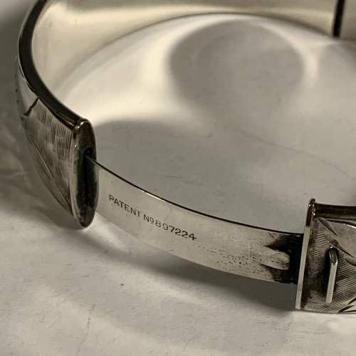Vintage Silver Bangle image-4