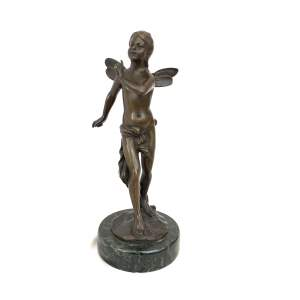 Bronze Moreau Style Figure