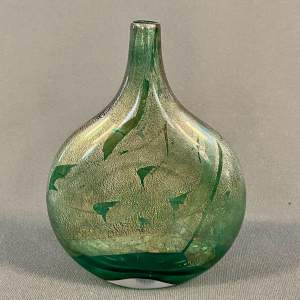 20th Century Isle of Wight Glass Vase