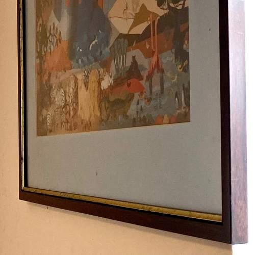 Framed Noahs Ark Print image-4