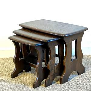 Ercol Chantry Nest Of Tables
