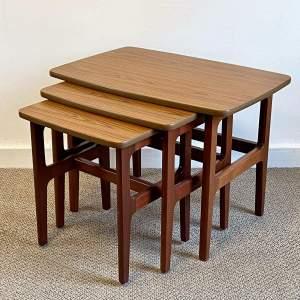 Schreiber Retro Nest Of Tables