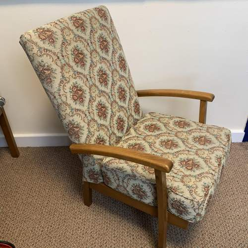 Upholstered Occasional Chair image-1