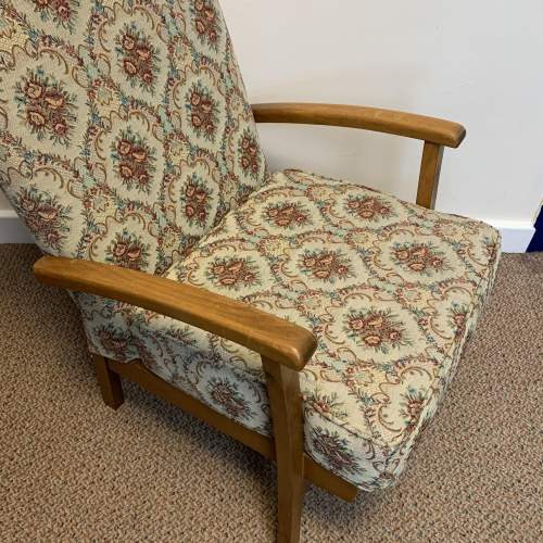 Upholstered Occasional Chair image-3
