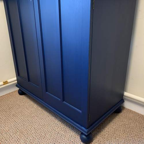 Painted 1940s Gents Wardrobe image-2