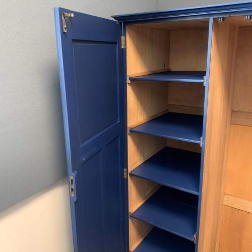 Painted 1940s Gents Wardrobe image-4