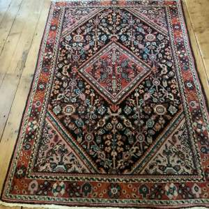 Superb Quality Hand Knotted Persian Rug Mahal Superb Design