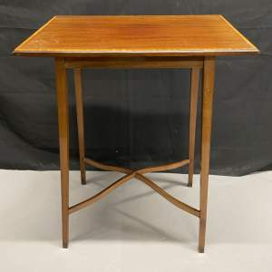 An Early 20th Century Small Occasional Table