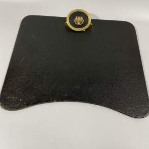 Black Watch Regiment Military Desk Clip Board - George VI