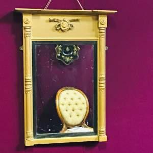Regency Period Gilt Frame Mirror