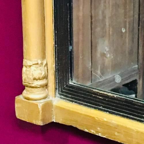 Regency Period Gilt Frame Mirror image-4