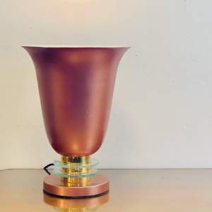 1930s French Torchere Uplighter