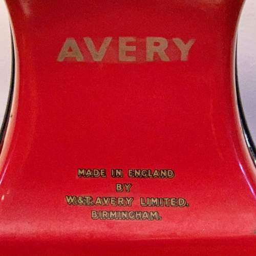 1950s Avery Post Office Scales image-4