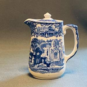 George Jones and Sons Abbey Water Jug