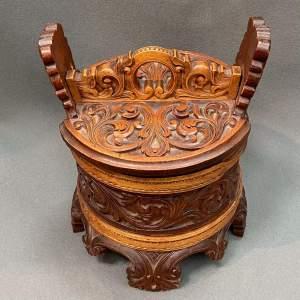 19th Century Norwegian Butter Box