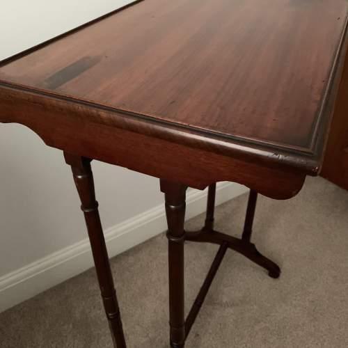 Mahogany Side Table image-2