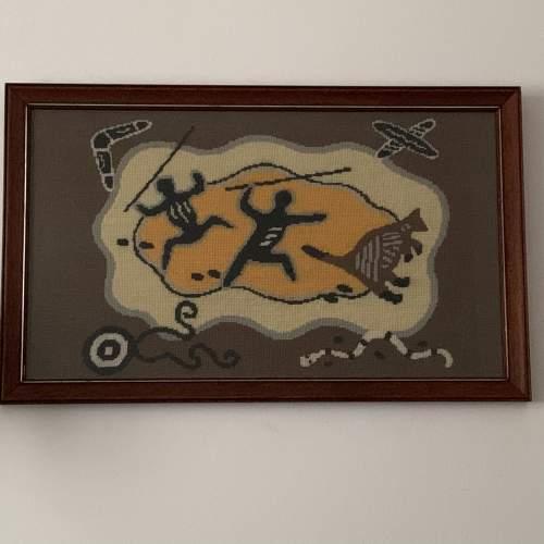 Australia Theme Framed Tapestry image-1