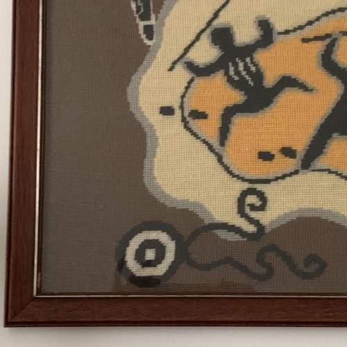 Australia Theme Framed Tapestry image-3