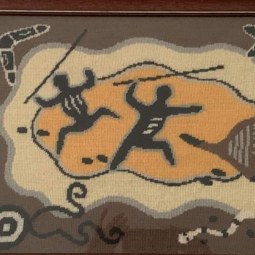 Australia Theme Framed Tapestry image-4