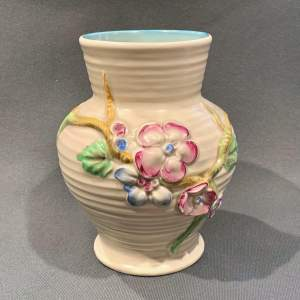 Clarice Cliff Newport Pottery Baluster Vase