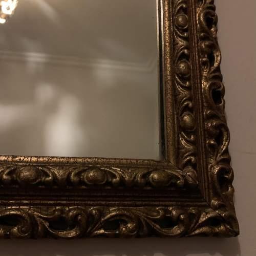 Wooden Gilt Framed Mirror image-3