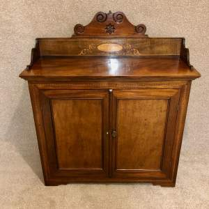 19th Century Mahogany Side Cabinet