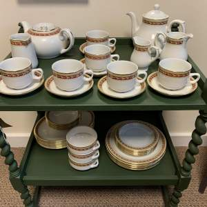Churchill Sampsonite 44 Piece Dinner Service