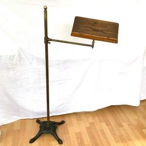 Victorian Reading Music Stand