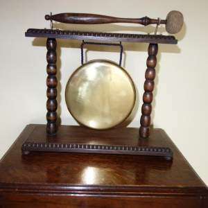 Victorian Dinner Table Gong