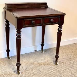 Victorian Mahogany Clerks Desk