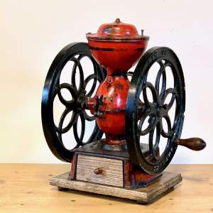 Early 19th Century Enterprise USA Coffee Grinder
