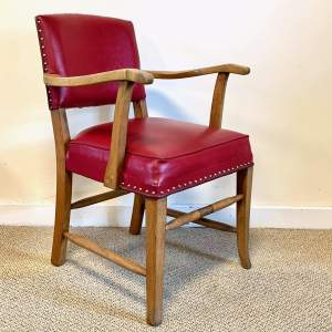 Vintage R.H.Phillips Armchair