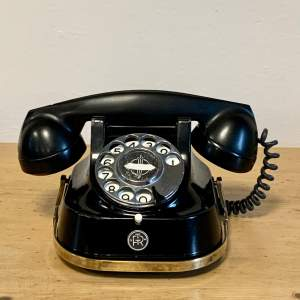 Vintage FTR Working Telephone