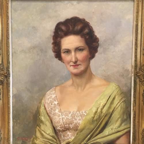 Fortunino Matania RI 20th Century Oil Painting Portrait image-2