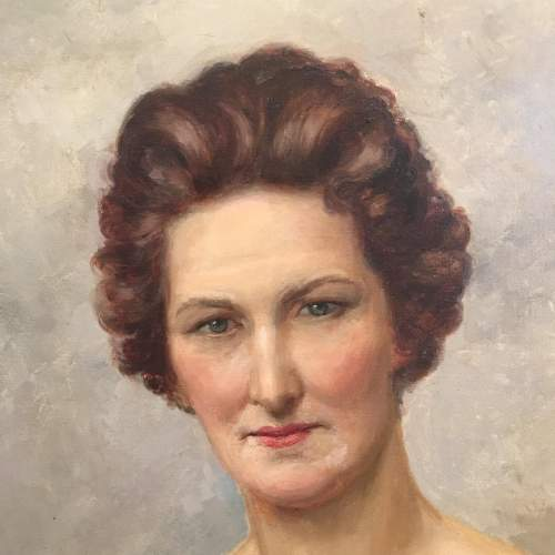 Fortunino Matania RI 20th Century Oil Painting Portrait image-4