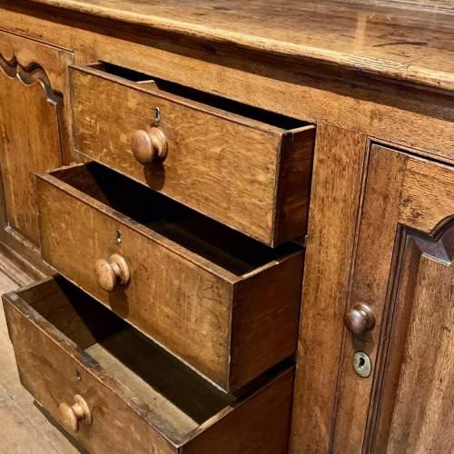 Late 18th Century English Oak Dresser image-5