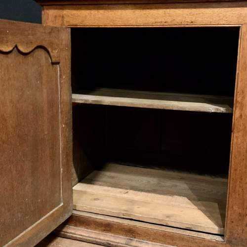 Late 18th Century English Oak Dresser image-6