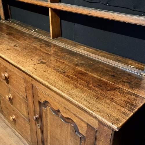 Late 18th Century English Oak Dresser image-3