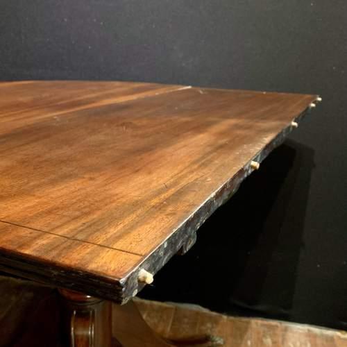 Edwardian Mahogany Two Part Dining Table image-5