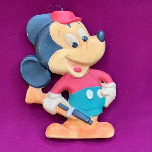 Mickey Mouse Hot Water Bottle