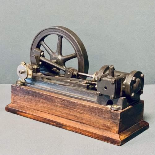 19th Century Model Steam Engine image-1