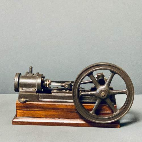 19th Century Model Steam Engine image-2